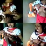 Image Desi Lover Pressing Girl Boobs Above her Dress Mms