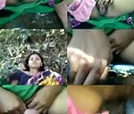 Image Desi Housewife Fucked with Ex-lover In Jungle