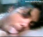 Image Indian porn mms of Young Bangla Girl Parvin Hot Blowjob