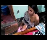 Image Gujrati slim figure bhabhi with her secret lover leaked mms