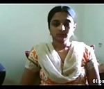 Image Beautiful Geetha bhabhi showing off her tits on request for her chat lover on cam video leaked