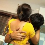 Image Desi Wife in Kitchen Enjoying Love with Lover Mms