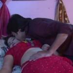 Image Hot Bhabhi Drunk Seduced By Lover at Home Mms
