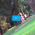Image College Lovers in Park Doing Quick Sex