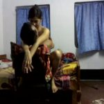 Image Bengali Lovers Nude at Home Enjyoing Sex