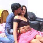 Image Whore Indian Bhabhi Seduced by Lover Mms
