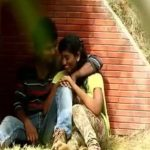 Image College Lovers Enjoying Quick Sex at Park
