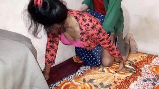 तेलुगु लड़की का अपने दोस्त के साथ बुर चोदन